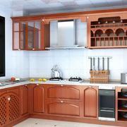 厨房整体橱柜欣赏