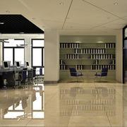 写字楼大厅地板设计