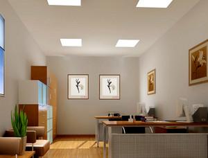2015现代简约风格时尚办公室装修效果图