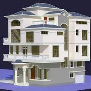 农村小别墅设计实景图