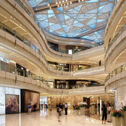 欧式风格商场效果图片