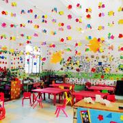 幼儿园教室布置设计灯光设计