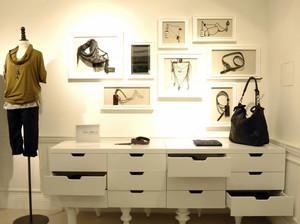购物中心欧式简约风格服装店装修效果图