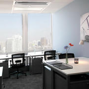 现代简约风格私人办公室