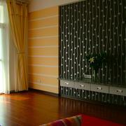 室内木质地板设计图片