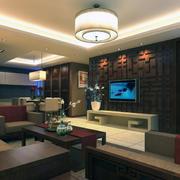中式室内装修设计色调搭配