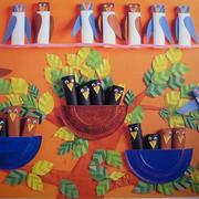 幼儿园教室布置设计整体图