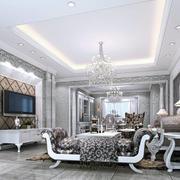 客厅吊顶设计整体设计