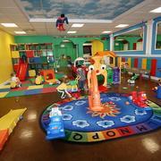 玩耍的教室设计