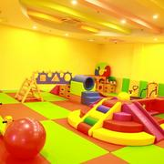 教室小型游乐场