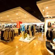 地板砖商场效果图片
