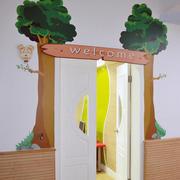 幼儿园教室布置设计色调搭配