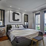 公寓简约房间装修图片