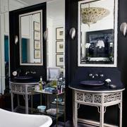 公寓简约黑白装饰画设计