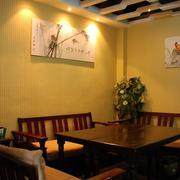 茶馆包厢设计图片