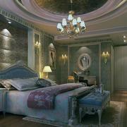 卧室隐形门装修整体设计
