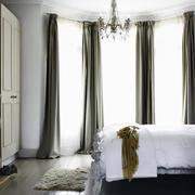 美式简约别墅卧室