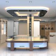 眼镜店装修室内设计灯光设计