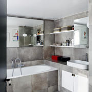 公寓简约式样小厨房设计