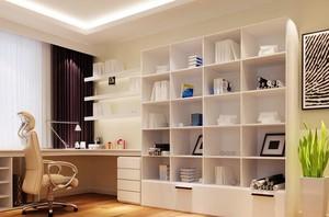 优雅有气质的书房