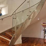 旋转楼梯扶手