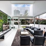 别墅经典阳光房设计