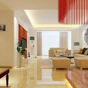 素雅气质婚房设计