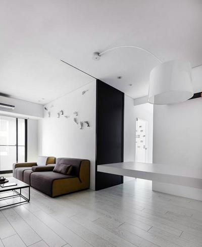 奢�A型120平米房子�b修效∑ 果�D
