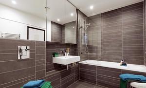 单身公寓宜家风格厕所装修效果图