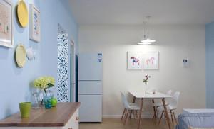 90平米现代常见房屋家装效果图实例欣赏