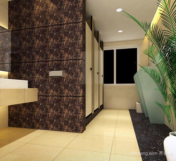 给人提供方便的公共厕所效果图