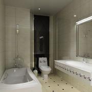 卫生间瓷砖墙壁