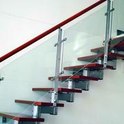 清新系列楼梯装修图片