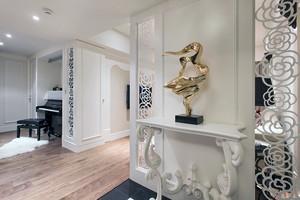 欧式90平米2层小复式楼房屋装修效果图