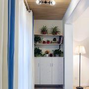 欧式90平米房子橱柜设计