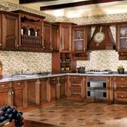 木质橱柜装修设计