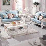 欧式家具原木沙发设计