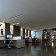 大户型宽敞办公室