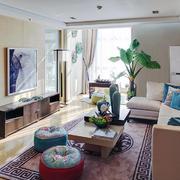 简约款客厅设计