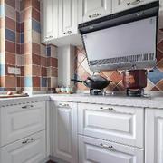 美式风格简约系列厨房设计
