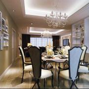 现代餐厅餐桌椅图片