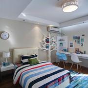 90平米女生卧室家装效果图