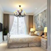 温馨卧室背景墙壁纸