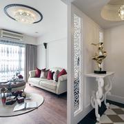 美式简约款式卧室设计