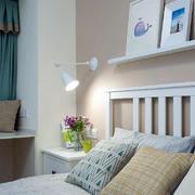 美式风格简约系列卧室设计