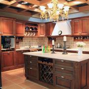 我乐橱柜厨房装修灯光设计