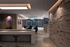 空间合理规划办公室装修设计实景图