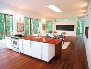 增添古典气氛的菲林格尔地板砖效果图