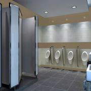 清爽型厕所装修设计
