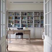 90平米书房设计